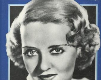 Bette Davis: A Tribute 1908-1989 by Roger Baker, Gallery Books 1989