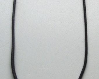 ceramic triangle pendant necklace white blue