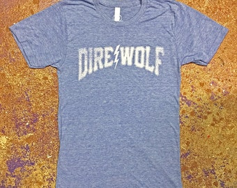 Dire Wolf-Heavily Distressed