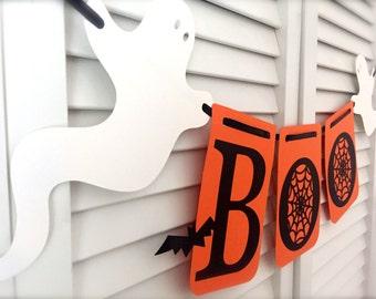Halloween Banner - BOO!
