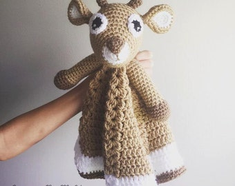 Darling Deer Lovey (Made To Order)