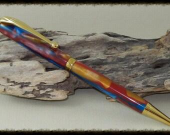 Super Hero Twist Pen