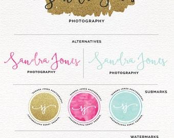 Branding Logo Design Package , Full Logo Kit , Logo Package , All In One , Marketing Branding Kit.