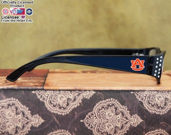 Auburn Tigers Reading Glasses