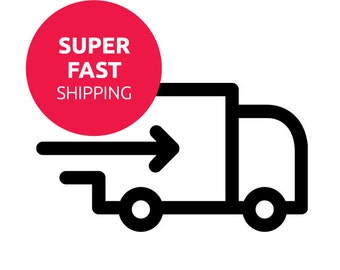 Super Fast Shipping for United States and Canada