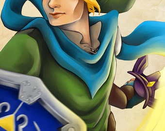 Link, use your Musou