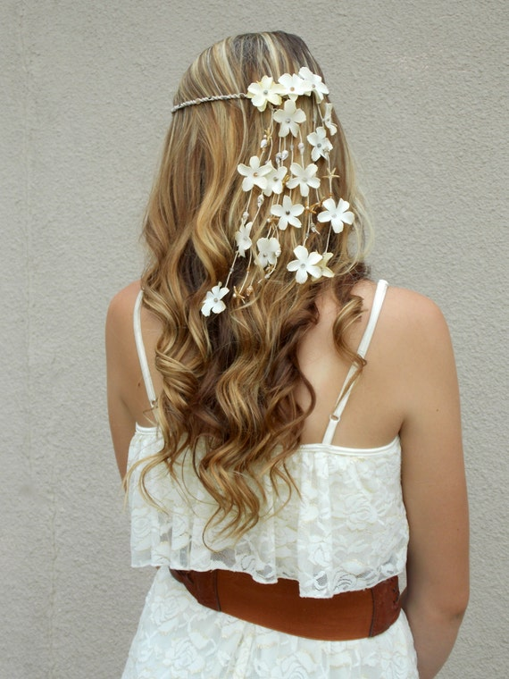 Starfish Beach Wedding Hair Accessory Fashion Bridal