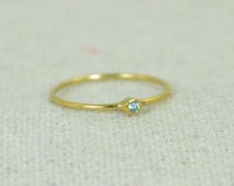 Birthstone/Gemstone Ring