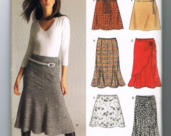A line skirt pattern | Etsy