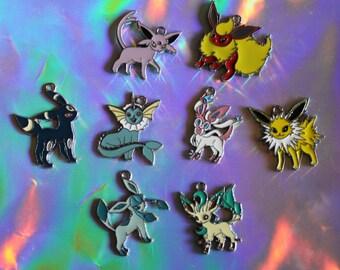 Eeveelutions necklace pokemon