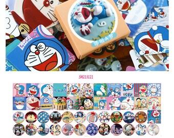 Doraemon Stickers Pack SM213121 46pcs