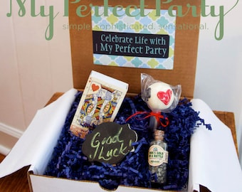 Good Luck Surprise Box - Gift Box for any occasion!