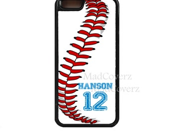 Custom Baseball.Personalize Baseball case.iPhone 6Plus Case.iPhone 6s Case.iPhone 7.iPhone 7 Plus.iPhone SE.iPhone 5s.iPhone 5c.Samsung case