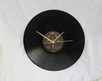Toto Vinyl Record Wall Clock