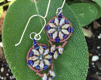 DREAMCATCHER I Dangle Earrings