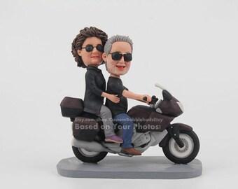 Personalized couple bobblehead - 50th Anniversary Gift, custom gifts for 50th Anniversary, Gold Anniversary, Anniversary Gift for Parents