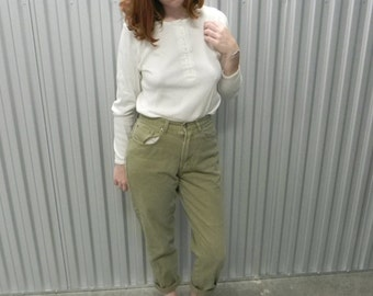 1990's Old Navy Brown Straight Leg Jeans