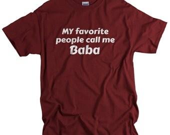 Turkish Clothing - Gifts - Gift for baba - Persian Punjabi Hindi Urdu Tshirts - T Shirts