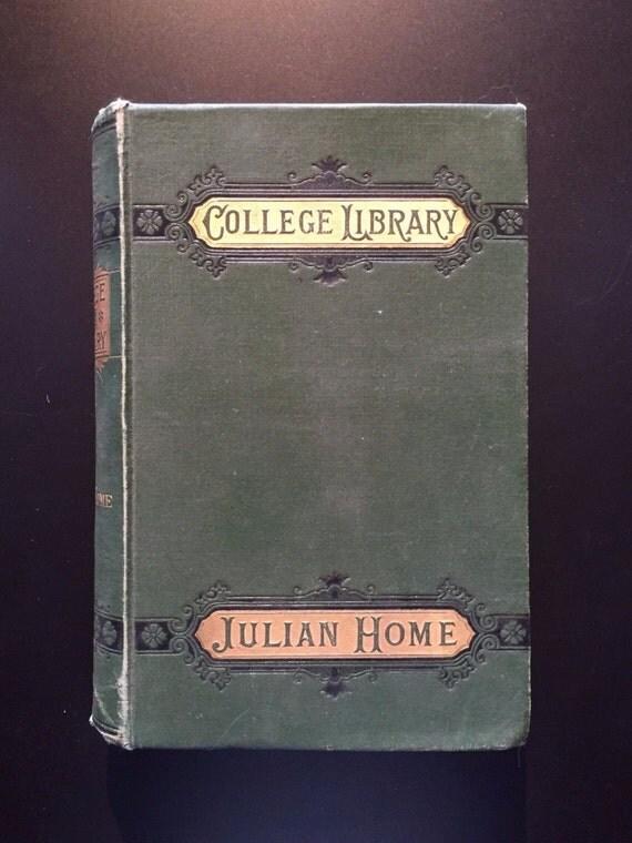 Julian Home, a Tale of Co...