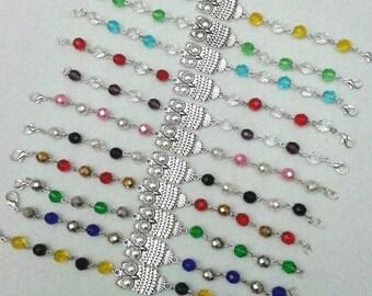 Good Luck Owl Bracelet; Owl Bracelet; Lucky Bracelet; Gift For Her; Fantasy Bracelet; Made in Italy