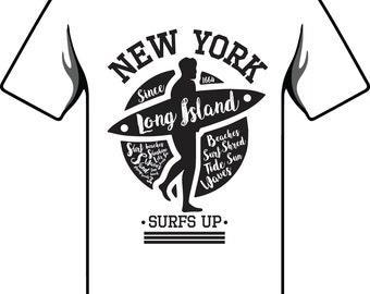 Long Island New York Tee