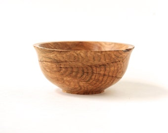 Small Maple Burl Wood Bowl-Artistic Bowl-Hand Made-Home Decor-Kitchen Gourmet