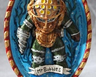 Bioshock Big Daddy (Mr Bubbles)