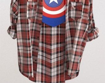 Hanger Captain America