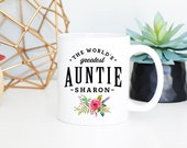 Aunt to be, Auntie Mug, Gift Idea for Aunt, Rose Gold Rebel, Aunt to be Mug, Aunt Mug, New Aunt Mug, Pregnancy Reveal, Gift For Aunt