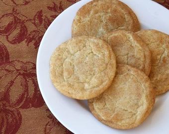 Snickerdoodle Cookies 1 dozen