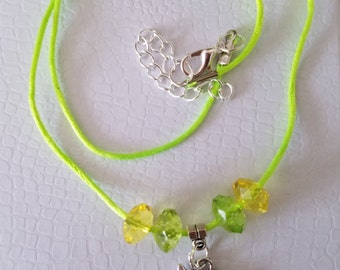 10 Tinkerbell Necklaces