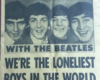 Beatles - National Enquirer 1964