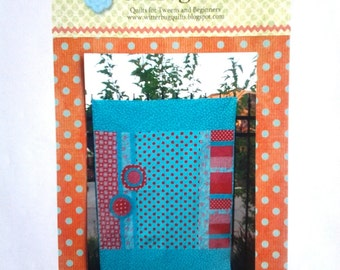 Dot Dot Lollipop Baby Quilt Pattern
