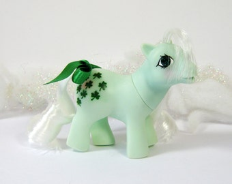 Custom G1 My Little Pony Twinkle Eye Baby Minty