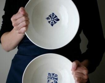 Pour les pâtes ensemble de 2 / For Pasta set of 2