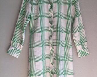 Shirt dress size medium