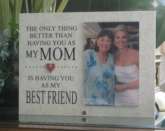 Photo Gift Mom, Picture Frame Mom, Photo Frame Mom, Gift for Mom, Frame for Mom, Picture Frame for Mom, Photo Frame for Mom, 4 x 6 picture