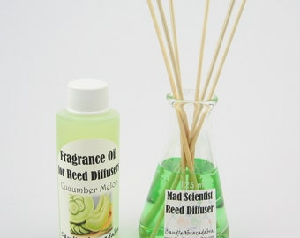 Mad Scientist Reed Diffuser with Fragrance Oil