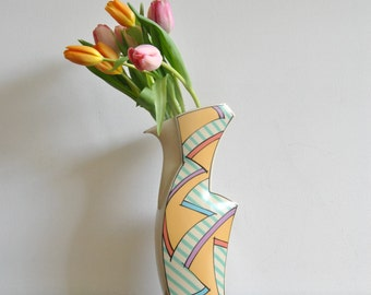 "12"" Rosenthal Studio Line Flash Vase Dorothy Hafner"