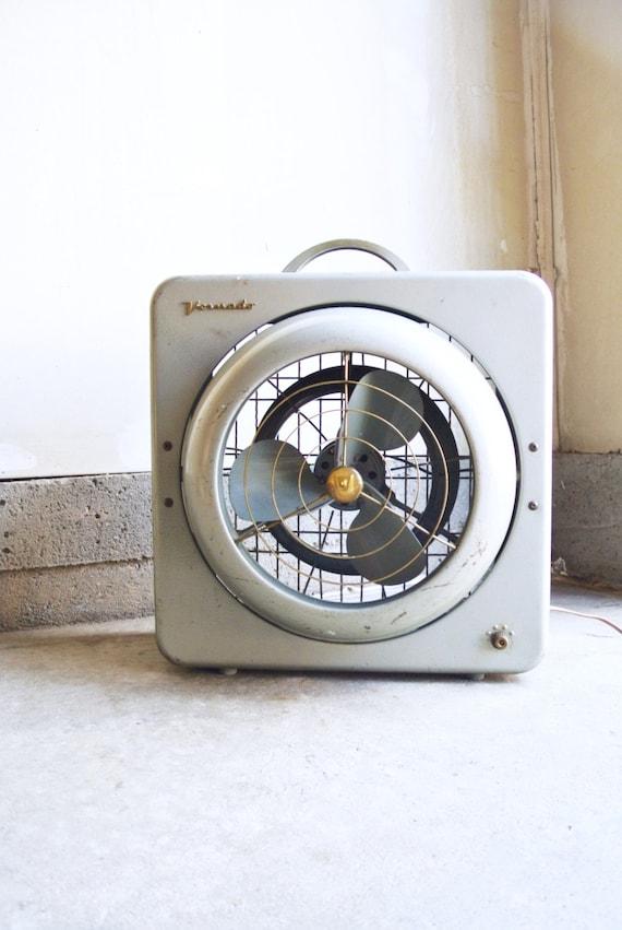 Rare Vintage Vornado Box Fan Model 30cf Vintage By