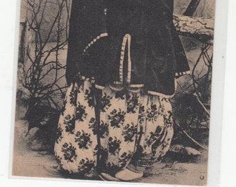 Shkodres Albania Musumane Muslim Lady Postcard Antique Collotype C1915