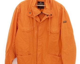 NAPAPIJRI orange jacket size XL
