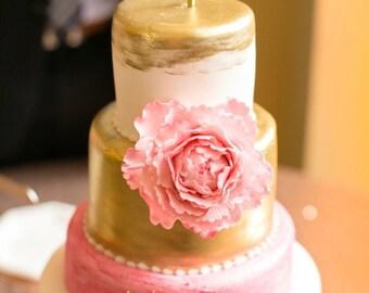 Infinity Love Cake Topper, Wedding Cake Topper, Engagement Cake Topper, Bridal Shower Cake Topper, Anniversary Cake Topper