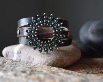 Leather wrap bracelet, leather bracelet, leather wrap bracelets, Joanna Gaines, wrap, wraps, wrap bracelet, leather wraps, leather wrap