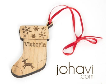 Christmas Stocking ornament