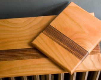 Hardwood Cutting Board and Cheese Cutting Board