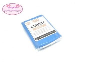 Paste Cernit Shiny 56gr blue