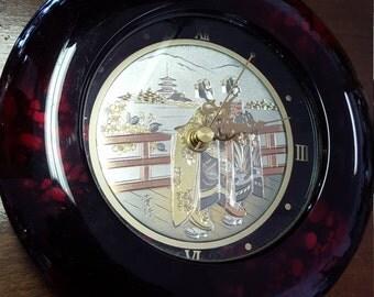 Chokin Japanese Clock