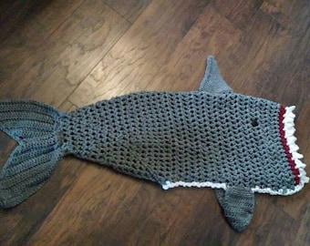 Shark Blanket, Cocoon