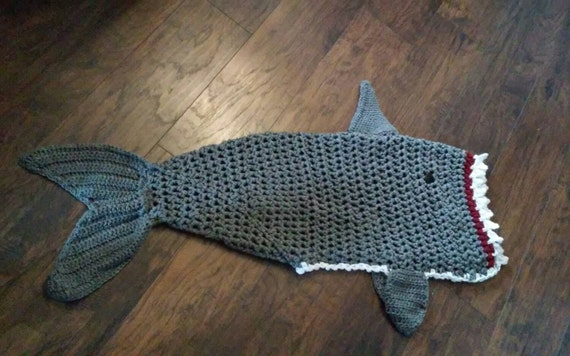 Shark Blanket, Cocoon